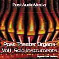 Tascam BG: Post Theater Organ Vol.1 Giga CD thumbnail