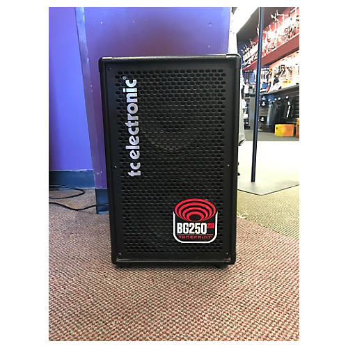used tc electronic bg250 208 bass combo amp guitar center. Black Bedroom Furniture Sets. Home Design Ideas