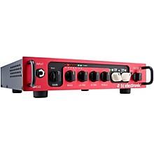 TC Electronic BH550 550W Bass Amp Head Level 1