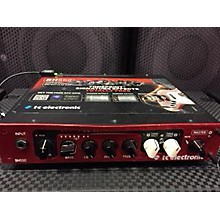 TC Electronic BH550 550W Bass Amp Head