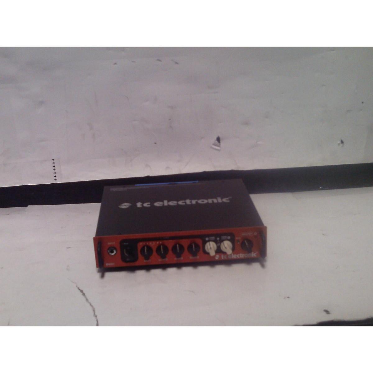 TC Electronic BH81 Bass Amp Head