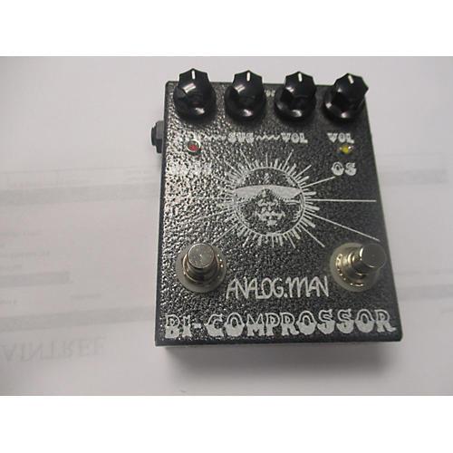 Analogman BI-Compressor Effect Pedal