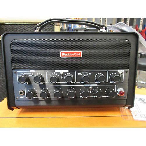 Positive Grid BIAS HEAD AMP MATCH Solid State Guitar Amp Head