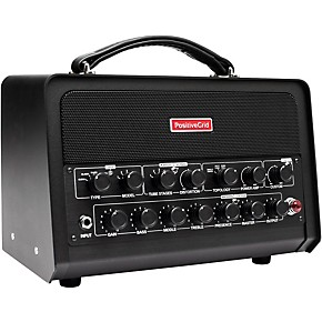 positive grid bias processor head amp match guitar and bass amplifier head black guitar center. Black Bedroom Furniture Sets. Home Design Ideas