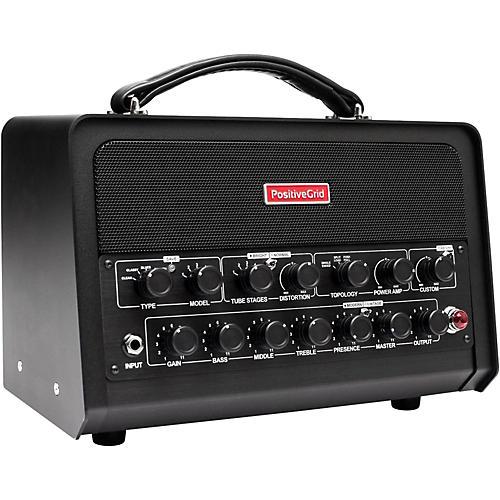 Positive Grid BIAS Processor Head Amp Match Guitar and Bass Amplifier Head