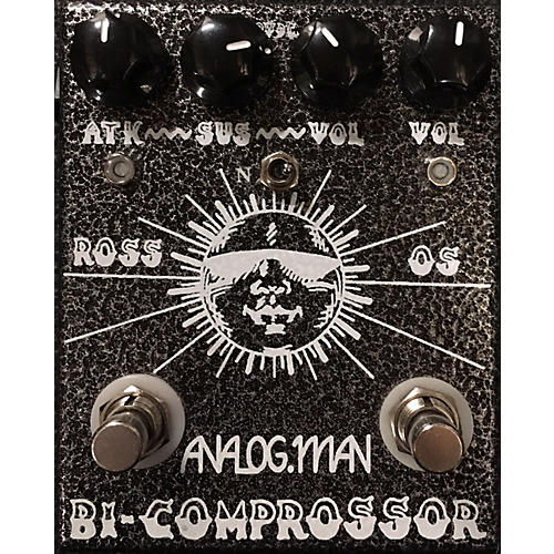 Analogman BICOMPROSSOR Effect Pedal