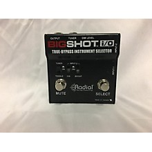 Radial Engineering BIGSHOT MIX Pedal