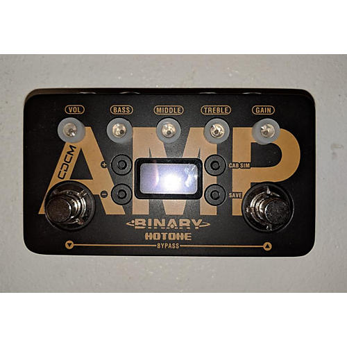 Hotone Effects BINARY AMP Pedal