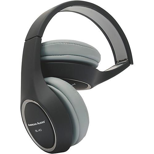 American Audio BL-40 Folding On-Ear Headphones