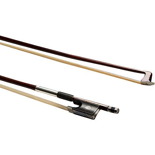 CADENZA BL301PW Carbon Fiber Violin Bow with Pernambuco Wrap