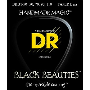 Bass Strings 50 110 : dr strings black beauties taper coated 4 string bass heavy 50 110 guitar center ~ Vivirlamusica.com Haus und Dekorationen
