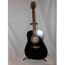 Art & Lutherie BLACK CEDAR Acoustic Guitar