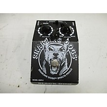 Snarling Dogs BLACK DOG Effect Pedal