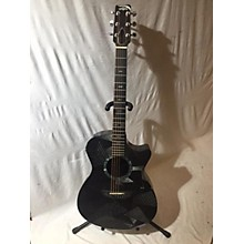 Rainsong BLACK ICE OM1000 Acoustic Electric Guitar