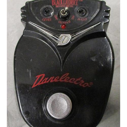 Danelectro BLACK LICORICE Effect Pedal