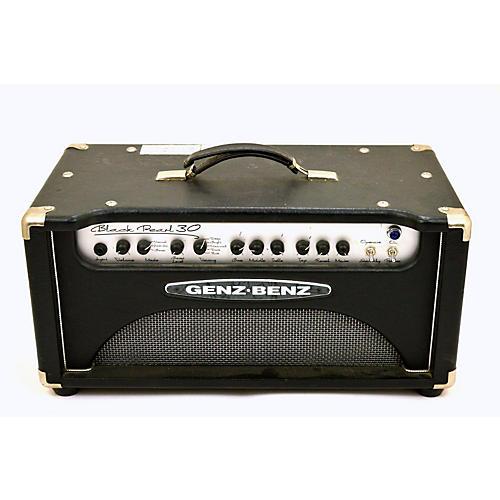 Genz Benz BLACK PEARL 30 Tube Guitar Amp Head