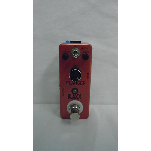 Stagg BLAXX FLANGER Effect Pedal