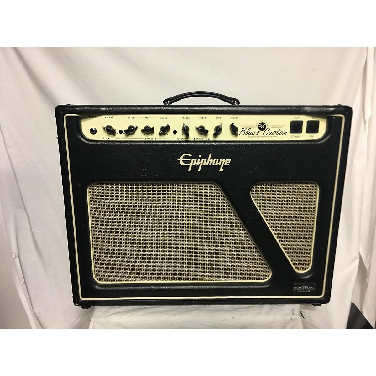 Epiphone BLUES CUSTOM 30 Tube Guitar Combo Amp