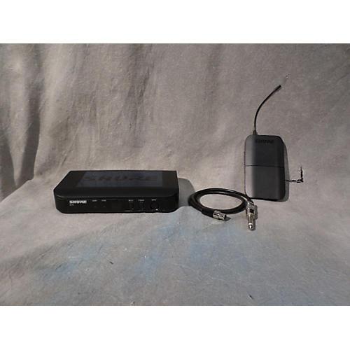 Shure BLX14-H8 Instrument Wireless System