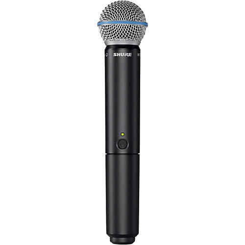Shure BLX2/B58 Handheld Wireless Transmitter with Beta 58A Capsule
