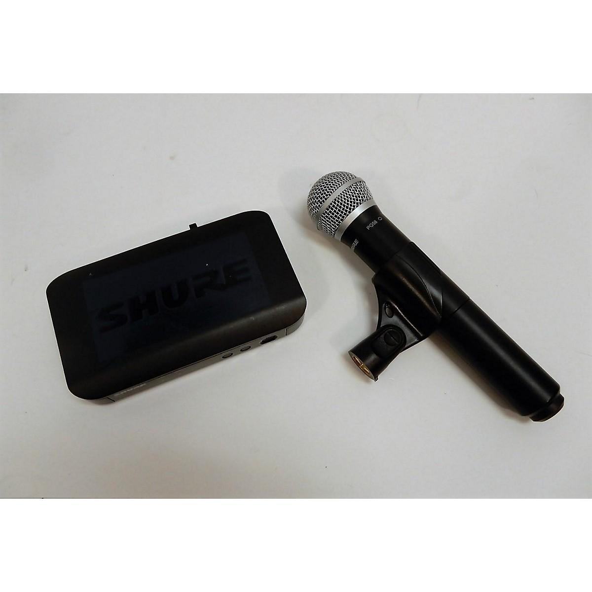 Yamaha BLX24-H9 Handheld Wireless System