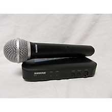 Shure BLX24 Handheld Wireless System