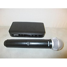 Shure BLX24/pG48 Handheld Wireless System