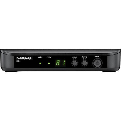 Shure BLX4 Wireless Receiver