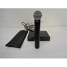 Shure BLX4R Handheld Wireless System