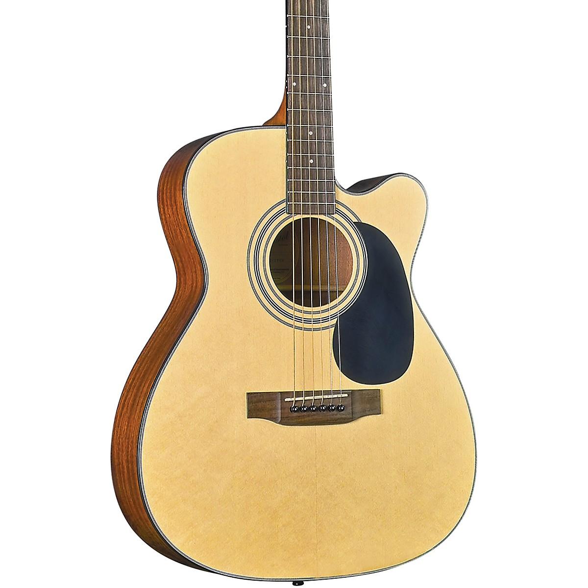 Bristol BM-16CE 000 Acoustic-Electric Guitar