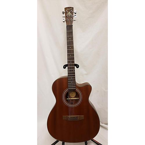 Bristol BM15CE Acoustic Electric Guitar