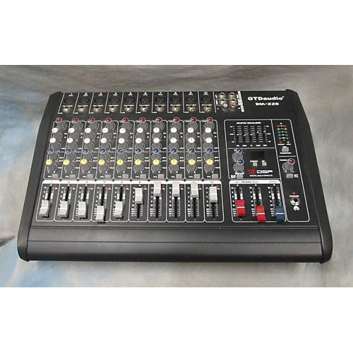 In Store Used BM228 Powered Mixer