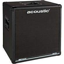 Acoustic BN112 400W 1x12 Compact Bass Speaker Cabinet Level 2 Regular 190839337375