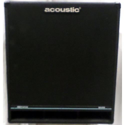 Acoustic BN410 4x10 Bass Cabinet