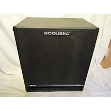 Acoustic BN410 Bass Cabinet