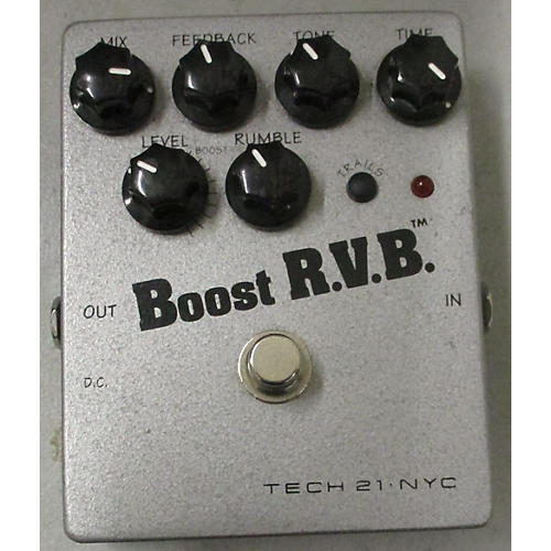 Tech 21 BOOST RVB Effect Pedal