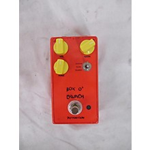 MI Audio BOX OF CRUNCH Effect Pedal