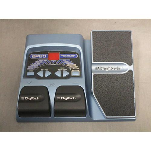 Digitech BP80 Modeling Processor Bass Effect Pedal