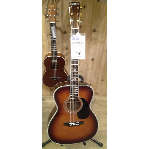 Blueridge BR-73AS Sunburst Acoustic Guitar