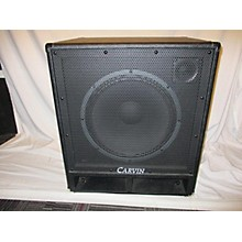 Carvin BR115-8 Bass Cabinet