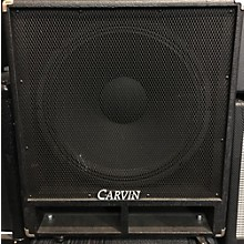 Carvin BR118N4 Bass Cabinet