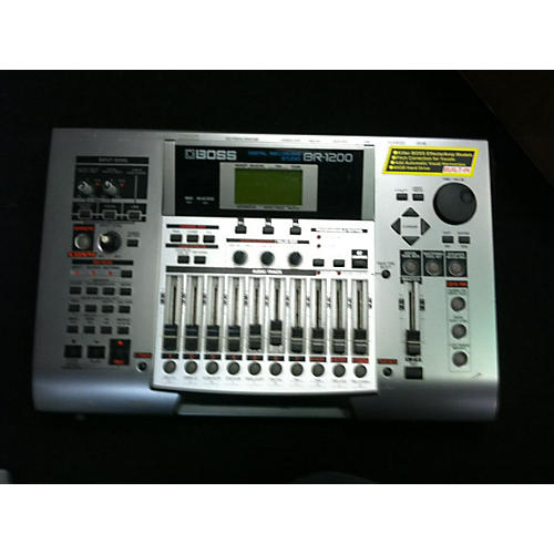 Boss BR1200 MultiTrack Recorder