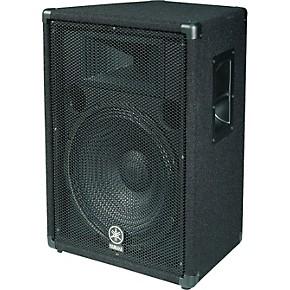 yamaha br15 15 2 way speaker cabinet guitar center. Black Bedroom Furniture Sets. Home Design Ideas