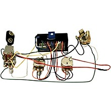Bartolini BRHR-2.3AP/918 2-band EQ Active/Passive Pre-wired Harness