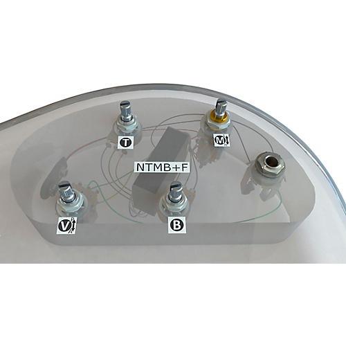 Bartolini BRHR-2.5AP/918 3-band EQ  Active/Passive Pre-wired Harness