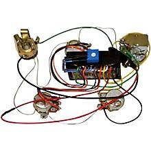 Bartolini BRHR-4.2AP/918 2-band EQ Active/Passive Pre-wired Harness