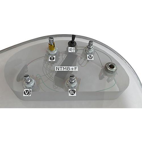 Bartolini BRHR-4.7AP/918 3-band EQ Active/Passive Pre-wired Harness