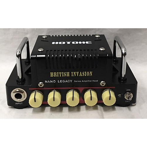 Hotone Effects BRITTISH INVASION Solid State Guitar Amp Head