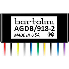 bartolini brmagdb 918 2 adjustable gain dual buffer preamp guitar center. Black Bedroom Furniture Sets. Home Design Ideas