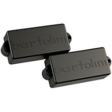 Bartolini BRP58S72 Original Pbass Single Coil Deep Tone 5-String Bass Pickup